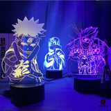 Holo Lamp™ (Custom Naruto Lamps)