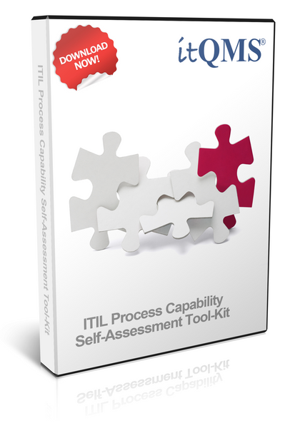 ITIL Capability - Maturity Self Assessment