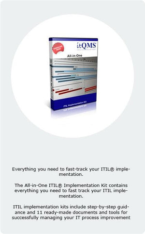 ITIL Implementation Kits