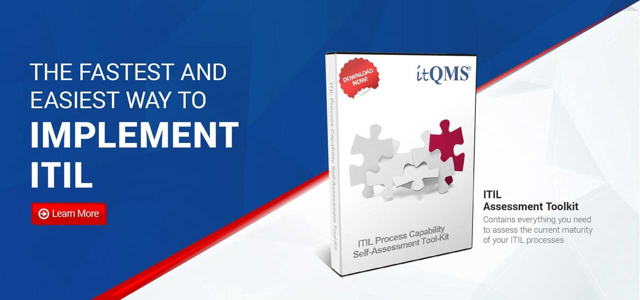 ITIL Maturity Self Assessment ToolKit