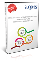 AGILE SOFTWARE DEVELOPMENT - Agile Software Development Life Cycle Process Template With DevOps Guidance & Tips
