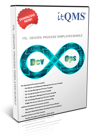 ITIL Bundles - ITIL - DevOps Process Templates Bundle