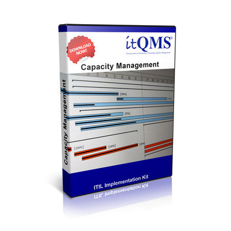 ITIL Implementation Kits - ITIL Capacity Management Implementation Kit