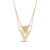 Triangle Of Forces Necklace