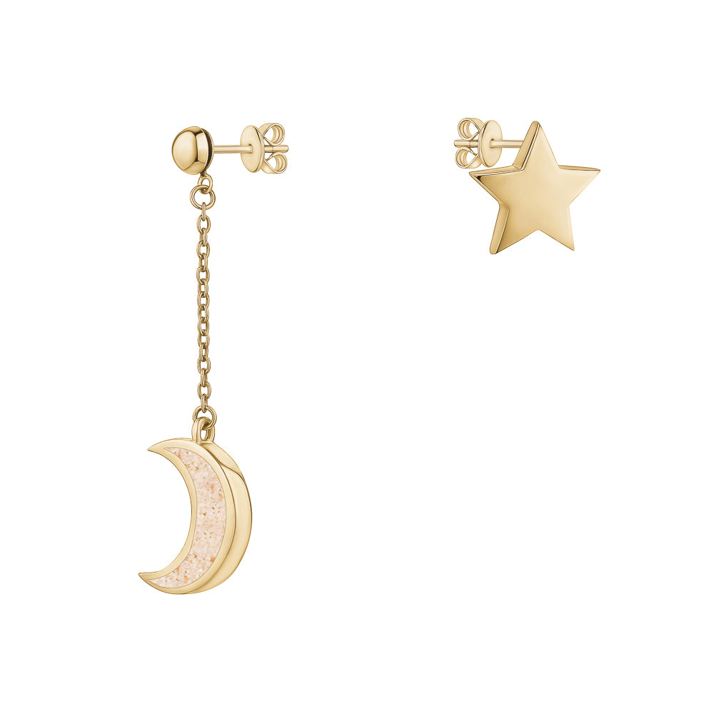 Sailing Moon Earring