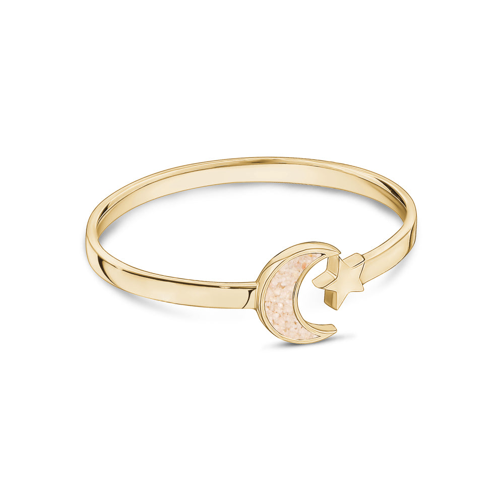 Sailing Moon Bangle