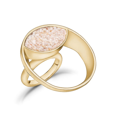 GOLD UNIVERSE RING