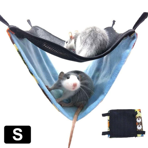 Hamster Hook Hammock Chinchilla Ferrets