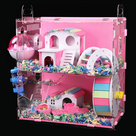 Large Size Hamster House