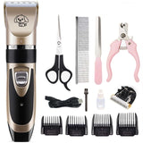 Professional Pet Hair Trimmer Kit