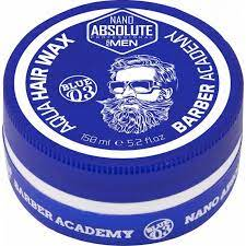 Barber academy Aqua hair wax