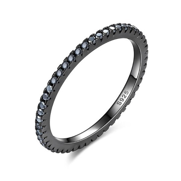 Luxury Silver Rings For Women.