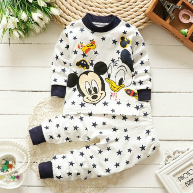 2pcs Newborn Baby Boys or Girls Clothes