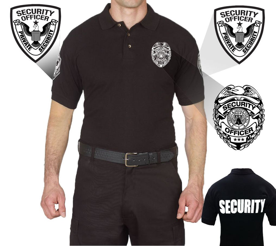 Security Uniform 1