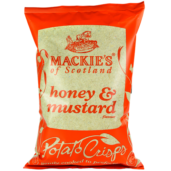 Mackie's of Scotland Honey & Mustard Crisps