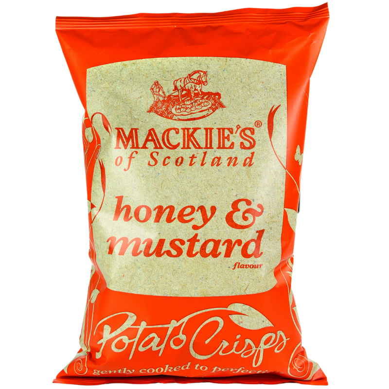 Honey & Mustard Crisps