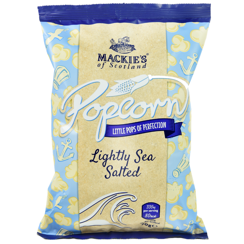 Lightly Sea Salted Popcorn