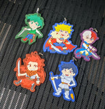 Boku no Hero Academia RPG Rubber Straps