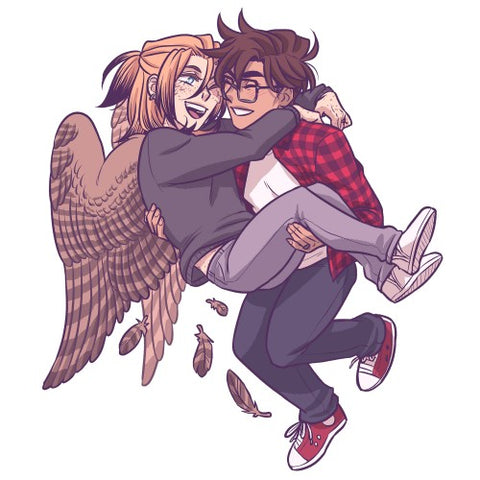 Patreon/KS Preorder: Extra Avialae Sticker