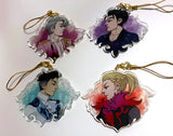 Yuri on Ice Charms / Badges