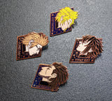 Final Fantasy XV Enamel Pins