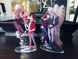 Avialae Gold Foil Standees