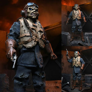 ( Pre Order ) NECA IRON MAIDEN ACES HIGH EDDIE CLOTHED FIG 8''