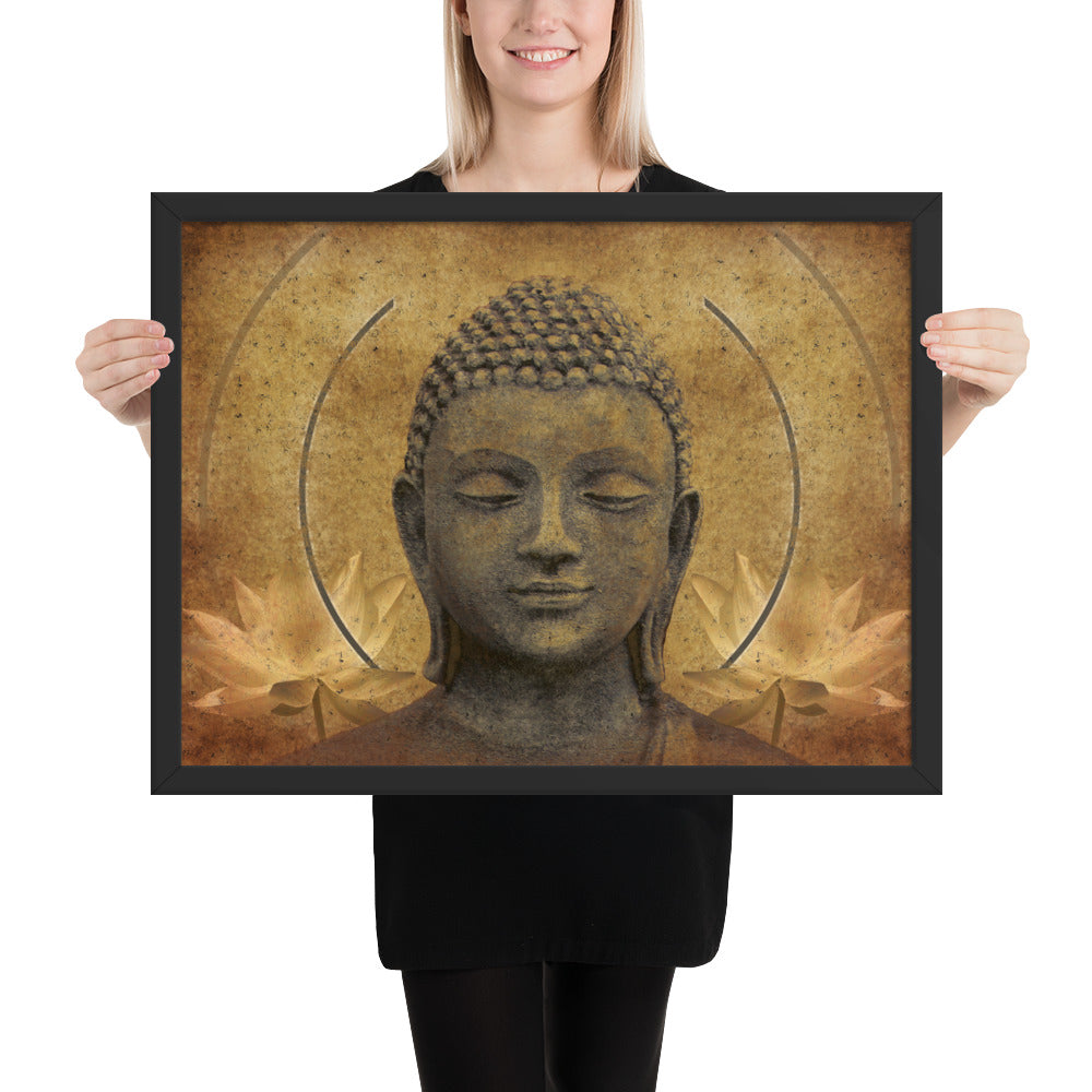 Meditation Wall Art- Buddha