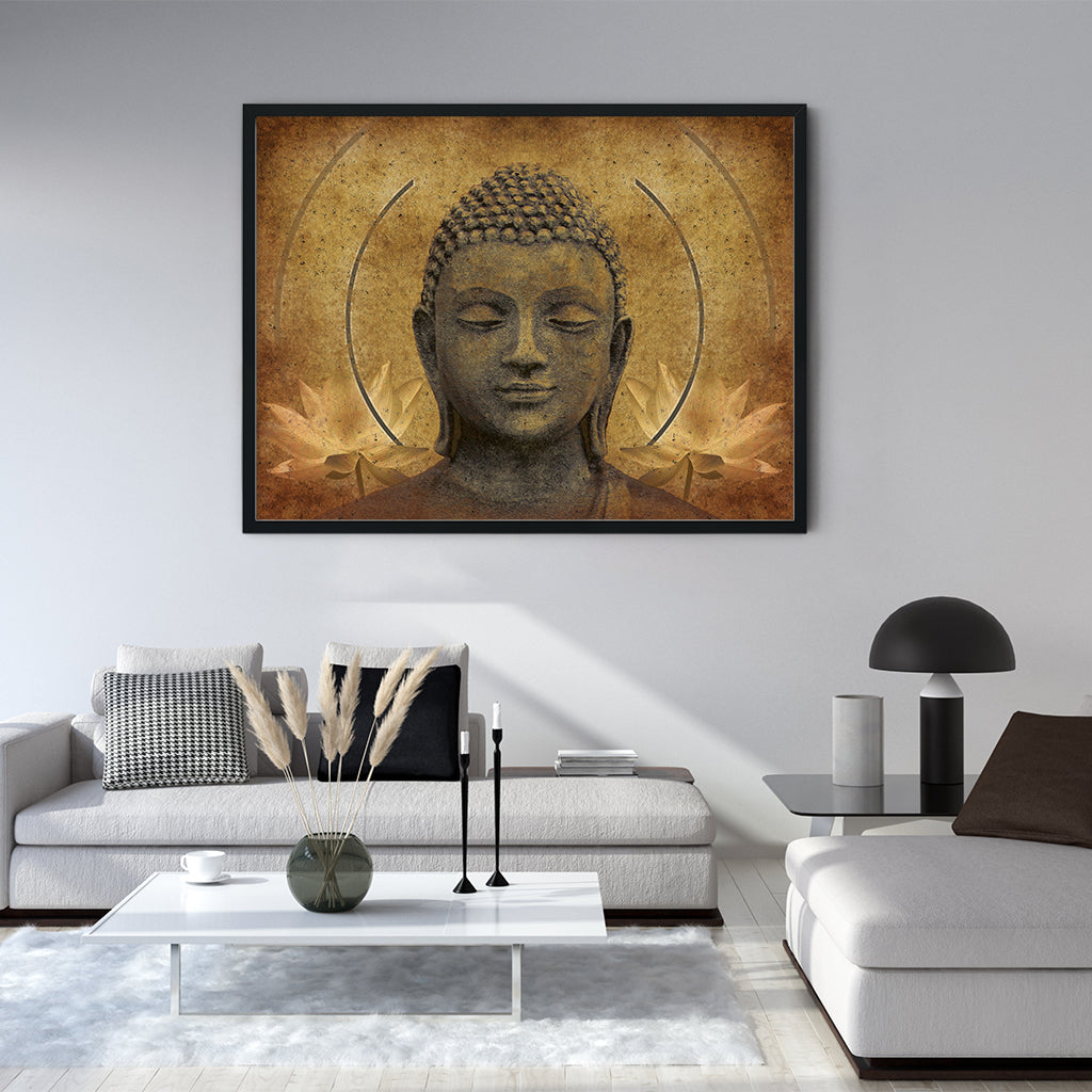 Meditation Wall Art - Buddha