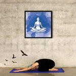 Load image into Gallery viewer, Meditation Wall Art - Meditation Vibes