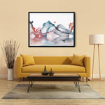 Load image into Gallery viewer, Sailing With Illusions - Meditation and Mindfulness Wall Art