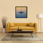 Load image into Gallery viewer, Mindfulness Symbol Reminder - Meditation and Mindfulness Wall Art