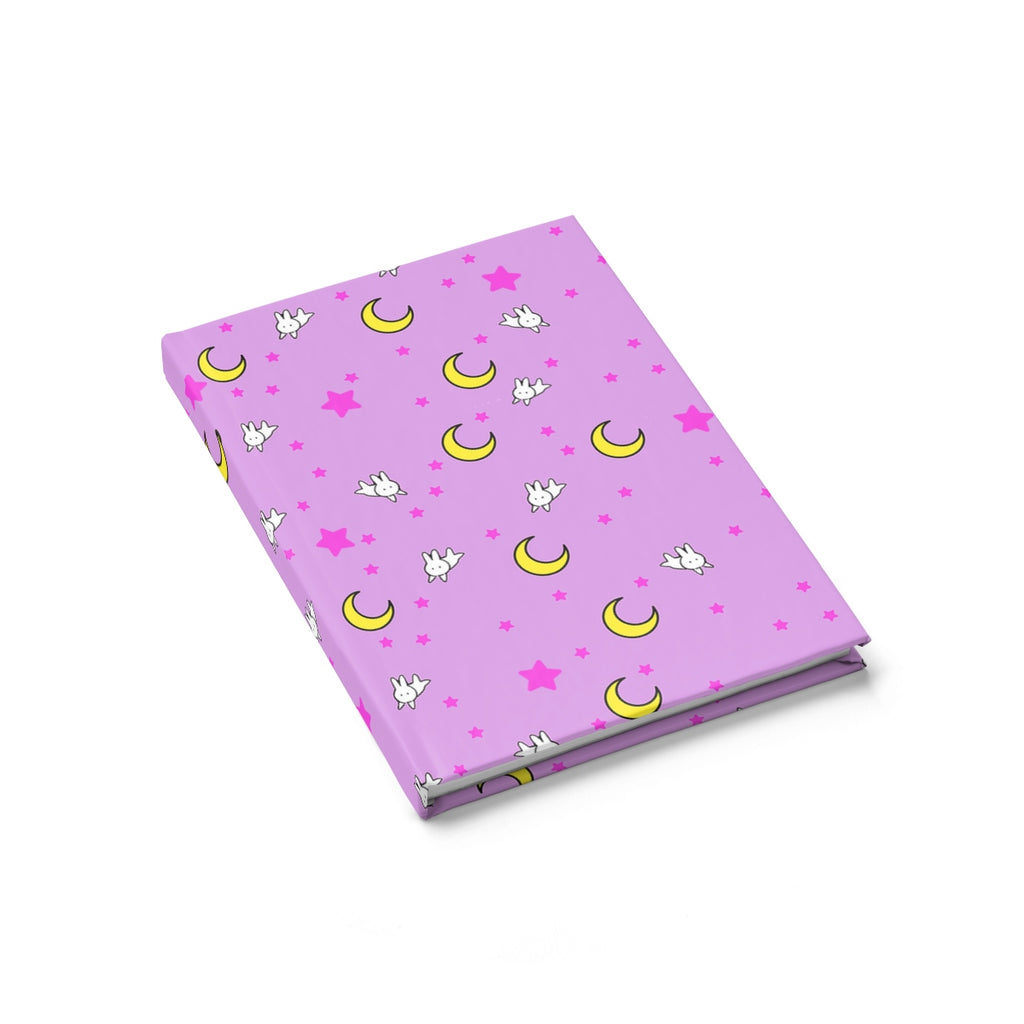 Usagi Sailor Moon Inspired Notebook - Sic Tranist Gloriaa