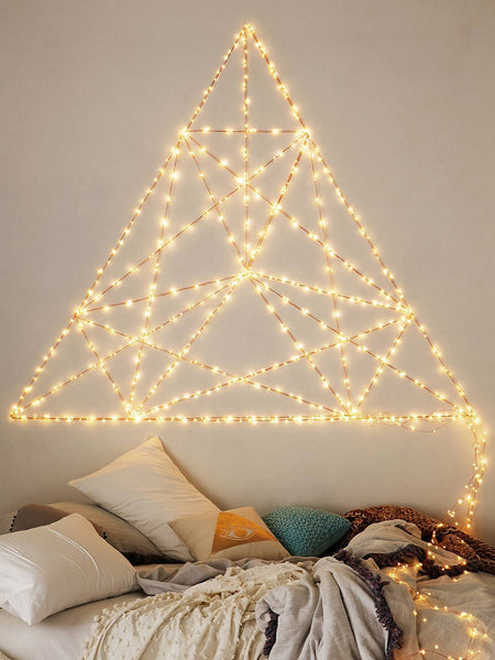 100pcs Mini Bulb String Light - Sic Tranist Gloriaa