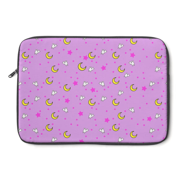 Usagi Sailor Moon Inspired Laptop Sleeve - Sic Tranist Gloriaa