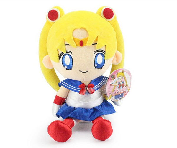 Sailor Moon Plush - Sic Tranist Gloriaa