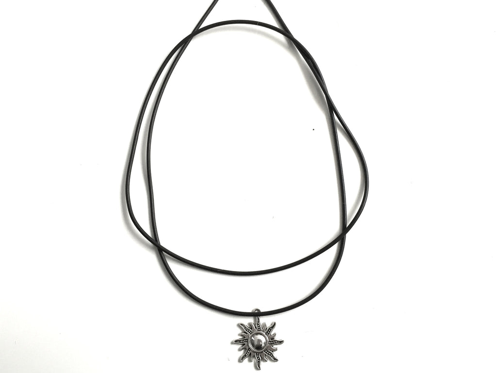 The Wrap Choker CLICK FOR ALL CHARM OPTIONS - Sic Tranist Gloriaa