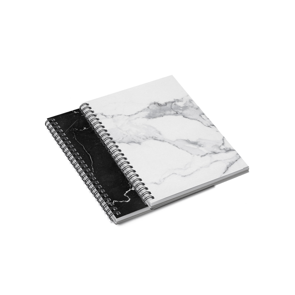 Marble Notebook Set - Sic Tranist Gloriaa