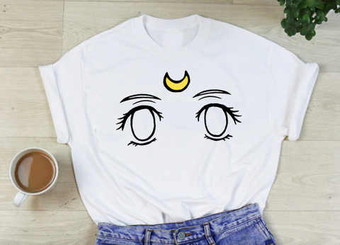 Sailor Eyes Unisex Tee - Sic Tranist Gloriaa