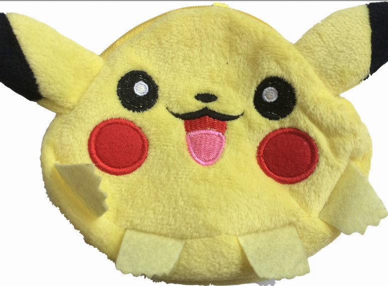 Pikachu Coin Purse - Sic Tranist Gloriaa