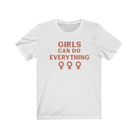 Girls Can Do Everything Tee