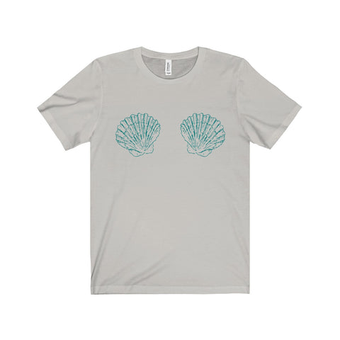 The Mermaid At Heart Tee - Sic Tranist Gloriaa