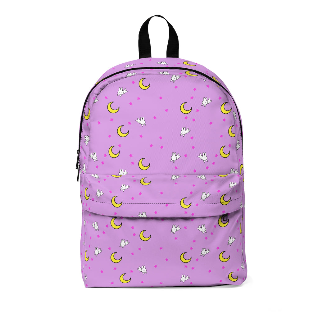 Usagi Sailor Moon Inspired Backpack - Sic Tranist Gloriaa
