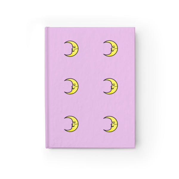 Spellbinding Crescent Notebook