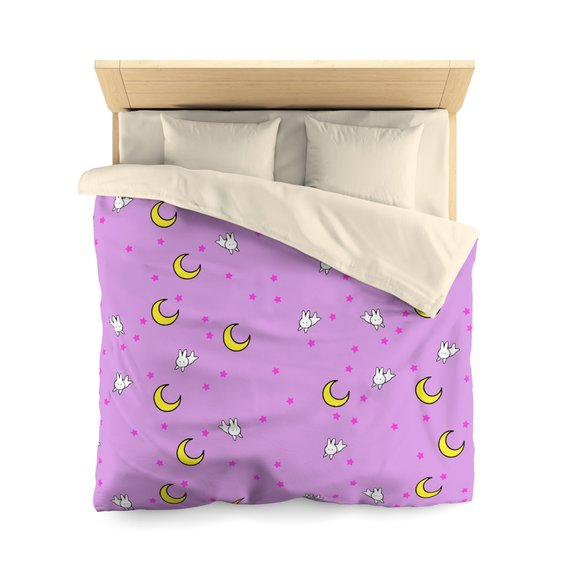 Usagi Sailor Moon Inspired Duvet - Sic Tranist Gloriaa