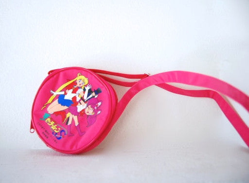 Sailor Moon Purse - Sic Tranist Gloriaa
