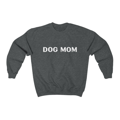 Dog Mom Sweatshirt - Sic Tranist Gloriaa