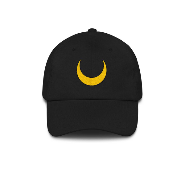 Crescent Dad Hat - Sic Tranist Gloriaa
