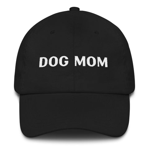 Dog Mom Dad Hat - Sic Tranist Gloriaa