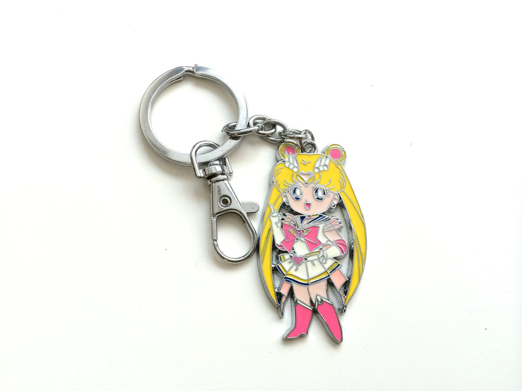 Moon Prism Power Keychain - Sic Tranist Gloriaa